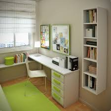 bedroom charming white green wood glass simple design small bedroom charming white green wood glass simple design small space saving bedroom desk white mattres wall racks book windows green carpet feather interior