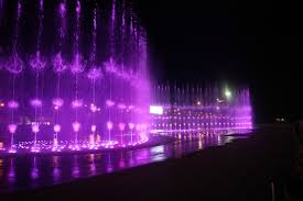 water fountain with lights outdoor water fountain with led lights ring xyh fountain equipment