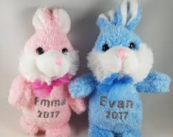 stuffed bunnies for easter stuffed easter bunny etsy
