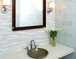 Backsplash Bathroom Ideas by Bathroom Winning Amazing Bathroom Glass Tile Design Ideas Small