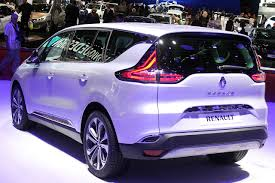 renault espace is the minivan that isn u0027t localized