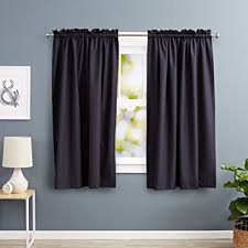 Amazon Thermal Drapes Amazon Com Amazonbasics Room Darkening Thermal Insulating