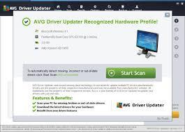 avg driver updater full version view avg driver updater screenshot