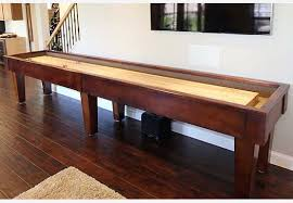 How To Play Table Shuffleboard Shuffleboards Mccluretables Com Shuffleboard Tables For Sale