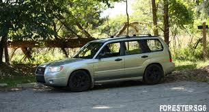 widebody subaru forester long term review 2006 subaru forester