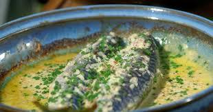 cuisiner des maquereaux frais ma recette de maquereaux rôtis au cidre et crème fermière laurent