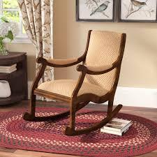 Antique Nursing Sewing Rocker Small Star Pattern Seat Darby Home Co Lewys Rocking Chair U0026 Reviews Wayfair