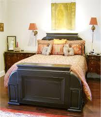 Bedroom Furniture Tv Lift Handmade Soft Black Asian Bed With Automated Jsd Tv Lift U0026 Swivel