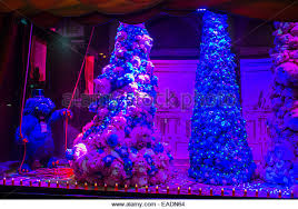 French Christmas Decorations Paris France Christmas Trees Lighting Stock Photos U0026 Paris France