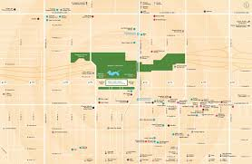 Portland Food Truck Map by Downtown Phoenix Lifestyle