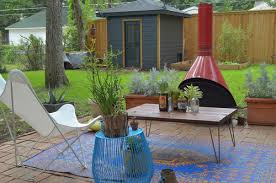 Houzz Patio Furniture 10 Ways To Deck Out Your Patio Huffpost