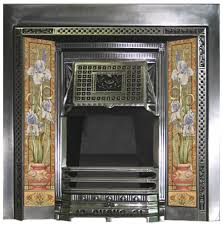 stovax victorian tiled convector fireplace victorian fireplace store