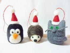 felt trolls wool felt felting gnomes and craft