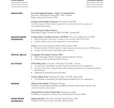 resume for nursing internship sle how to write internship resume intern great nursing