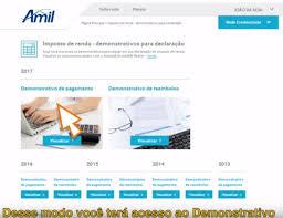 demonstrativo imposto de renda 2015 do banco do brasil extrato amil imposto de renda 2018 como consultar