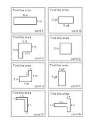 8 best images of 3rd grade perimeter area worksheets with answers