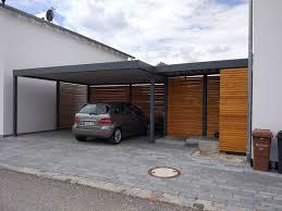 design carport holz 40 best metallcarport doppelcarport stahlcarport bauhaus design