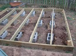 building a complete diy workshop walls decking and garden
