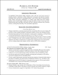 marine resume marines resume writing example marines to civilian