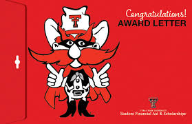When Do College Award Letters Come Out Student Financial Aid Scholarships Financial Aid Home Ttu