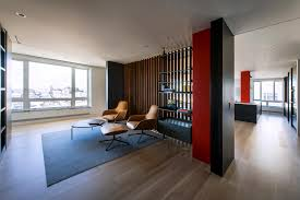 flex room panoramic views define mid century bay area apartment by imbue