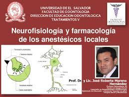 neurofisiología y farmacología de los anestésicos locales01 by