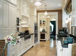 best galley kitchen design best galley kitchen designs small