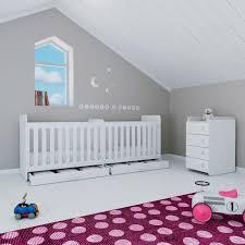 chambre de bébé jumeaux lits bébé évolutifs pour jumeaux due orbit de alondra chambre