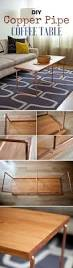 Laminate Flooring Around Pipes 15 Easy Diy Coffee Tables You Can Build On A Budget Pipes