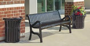 Commercial Grade Park Benches Resource Library Upbeat Com