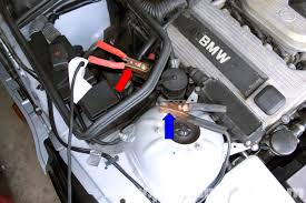 bmw z3 battery replacement and connection notes 1996 2002