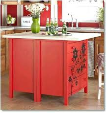 red kitchen island cart red kitchen island cart corbetttoomsen com