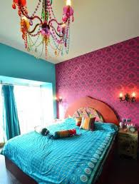 wonderful turquoise bedroom curtain for indian girls bedroom