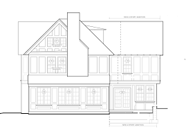 floor plans u2013 jenkintown tudor renovation