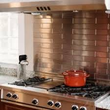 Photos HGTV - Stainless tile backsplash