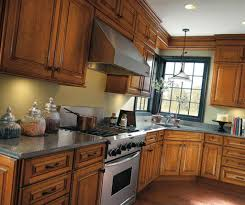 cozy cherry kitchen cabinets home designs