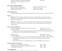 sle resume format pdf resume sle for engineering resumes electrical student pdf by