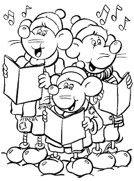 christmas coloring pages free santa printable coloring pages