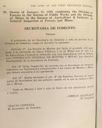 in bureau historical background