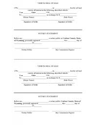 Free Car Bill Of Sale by Free Carbon Country Vehicle Bill Of Sale Form Download Pdf Word