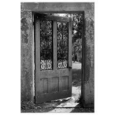 Secret Garden Wall by Garden Black And White Photography Print Art Wall Art Secret