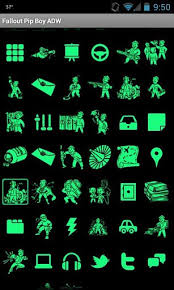 pipboy android fallout pip boy wallpaper free