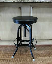 Traditional Kitchen Stools - dining room traditional kitchen design with wrought iron