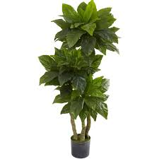 artificial trees nearly 5 bird nest tree uv resistant indoor and outdoor
