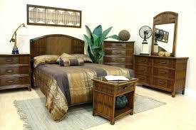 bamboo bedroom furniture bedroom wicker bedroom furniture awesome rattan furniture bedroom