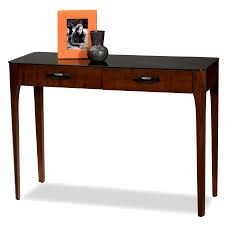 Bedroom  Alluring Sofa Table And Furniture Modern Black Tables - Sofa table canada