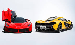 mclaren vs laferrari vs mclaren p1 the stats and specs battle by car