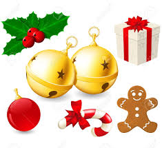 holiday bell free clipart clipground
