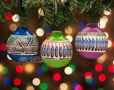 hand painted native american drum ornament set o21 the o u0027jays