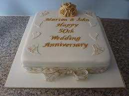 wedding cakes amazing 50th wedding anniversary cakes ideas